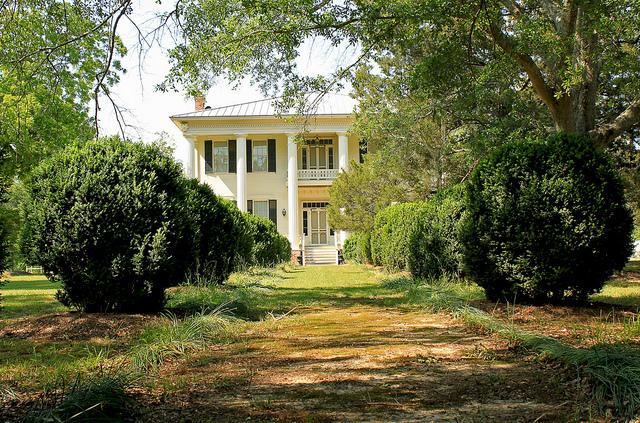 Belvoir -Saffold Plantation built ca. 1845
