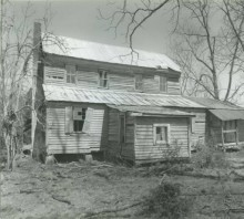 PATRON + Conecuh County pioneers consumed moldy cornmeal [vintage pics]