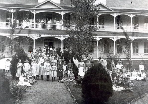 Charity Hall School