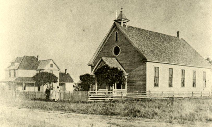 First Baptist church silver hills