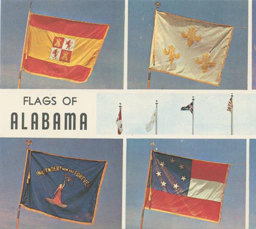 Flags of Alabama