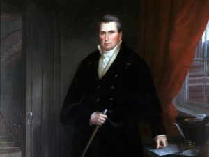 Gen. John Clarke of Georgia