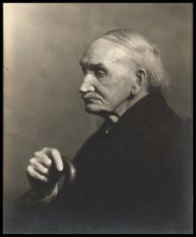 Biography: Rev. James Hugh Blair Hall born September 22, 1855 –  photograph