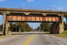 America's oldest continuously occupied city Childersburg, Alabama? [films & pics]