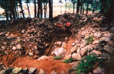 Choccolocco Valley, Alabama – some historic sites destroyed