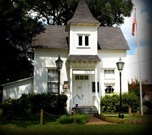 Oscar Johnson Memorial Library