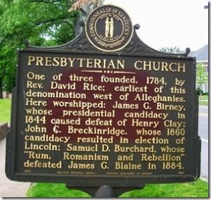 PresbyterianChurchDanvilleKY_thumb david rice