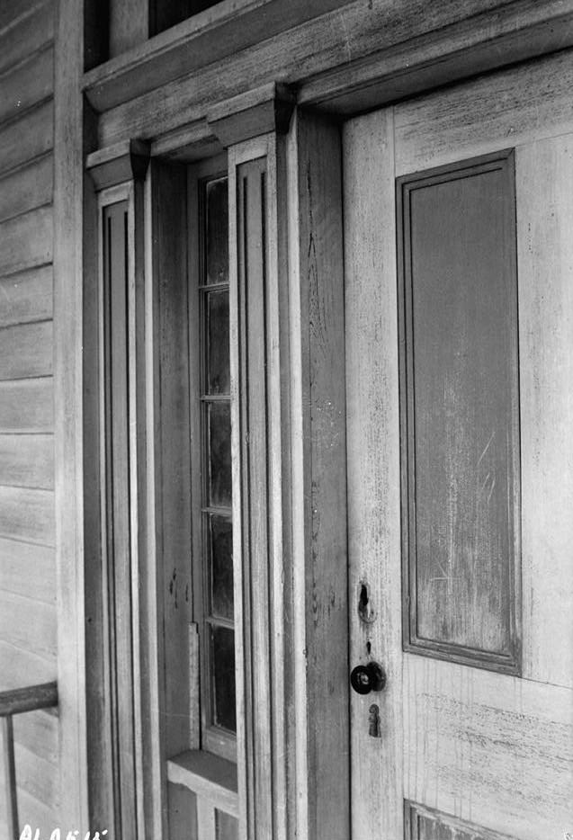 Tukabahchi masonic lodge door