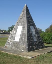 battle of talladega monument
