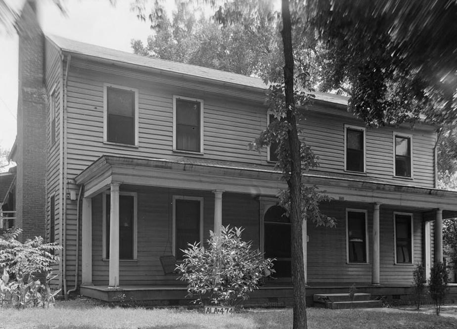 burritt house huntsville, Alab