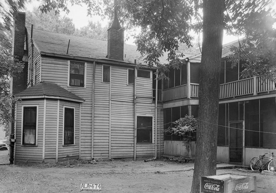 burritt house rear