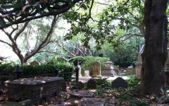 Don't ignore that feeling of being drawn to a cemetery, these ladies didn't and look what happened