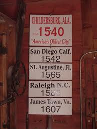 childersburg oldest