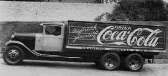 Did you know Coca-Cola's first retired employee in Birmingham was a mule?