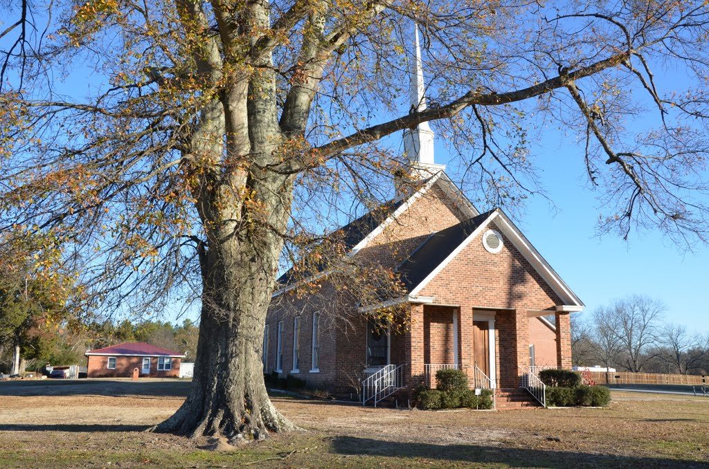 crawford united methodist, russell county