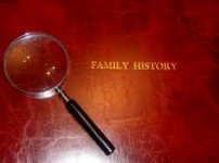 Book of family research on Henry Gay born 1628