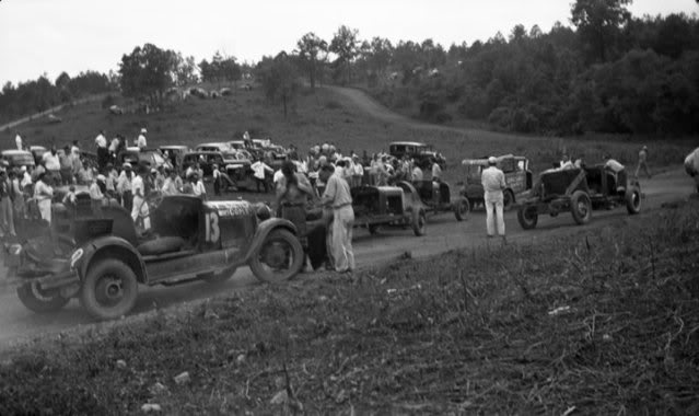 iron bowl speedway in 1940s
