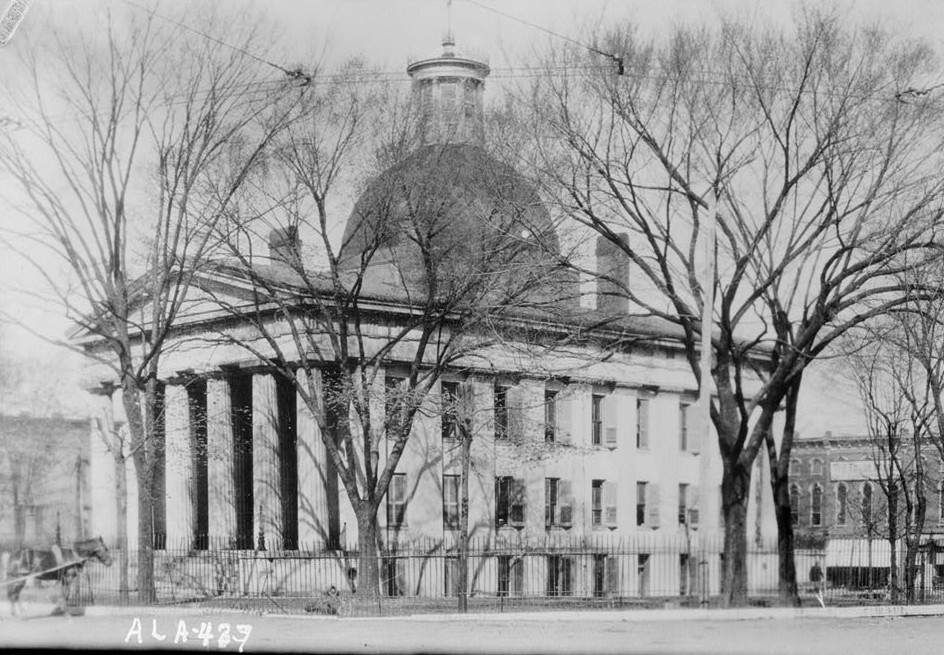 old court house from love photograph2