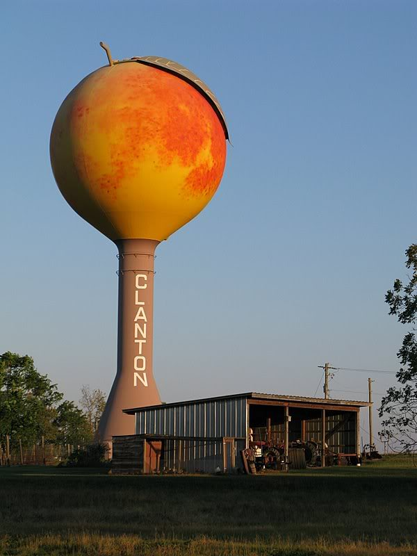 peach tower