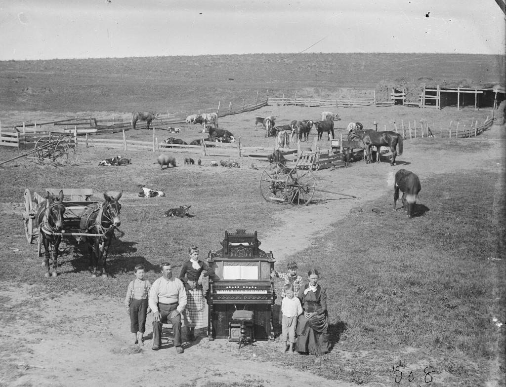 prairie settlement Nebraska