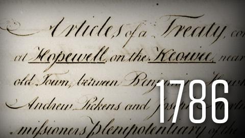 1786-TreatyofHopewell