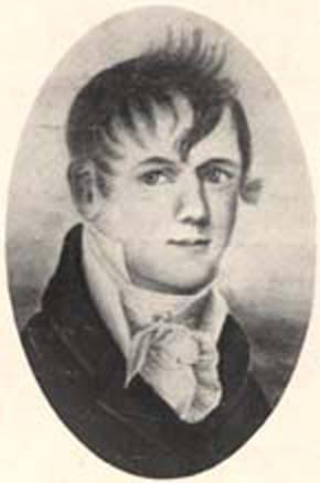 Dr. Spruce McCall Osborne ca. 1800