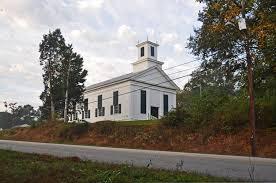 Gainesville Presbyterian, built 1838