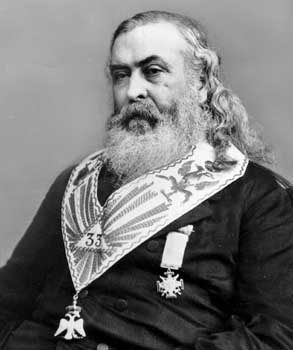 Gen. Albert Pike