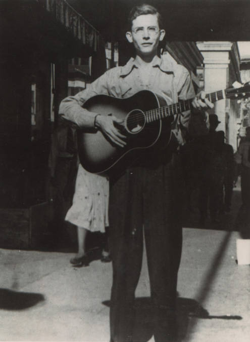 UPDATED WITH PODCAST [see films, story, pics] On the 1st day of January 1953, Hank Williams died at the young age of twenty-nine