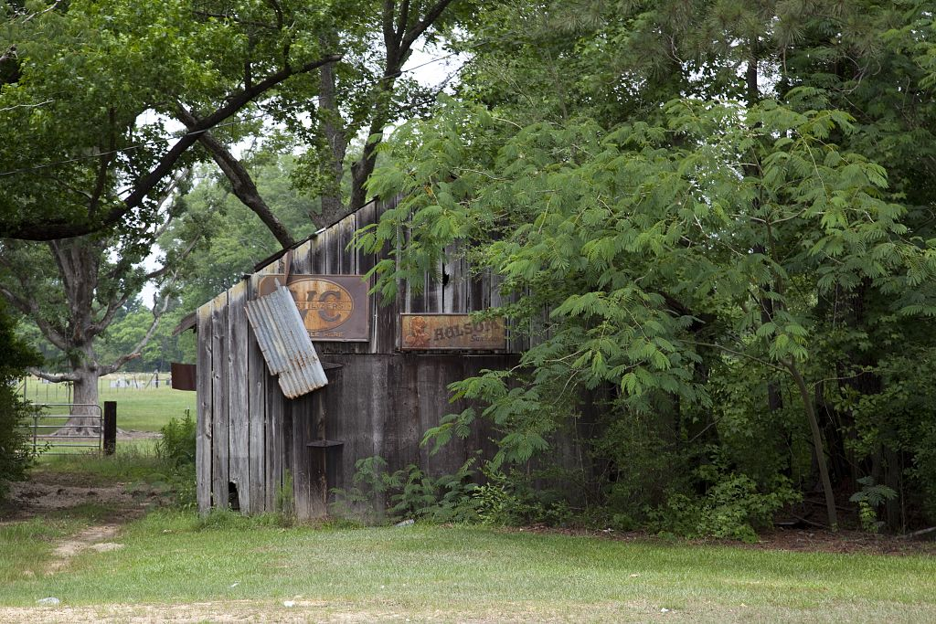 Historic buildings in Little River, Baldwin County, Alabama by photographer Carol Highsmith 20106