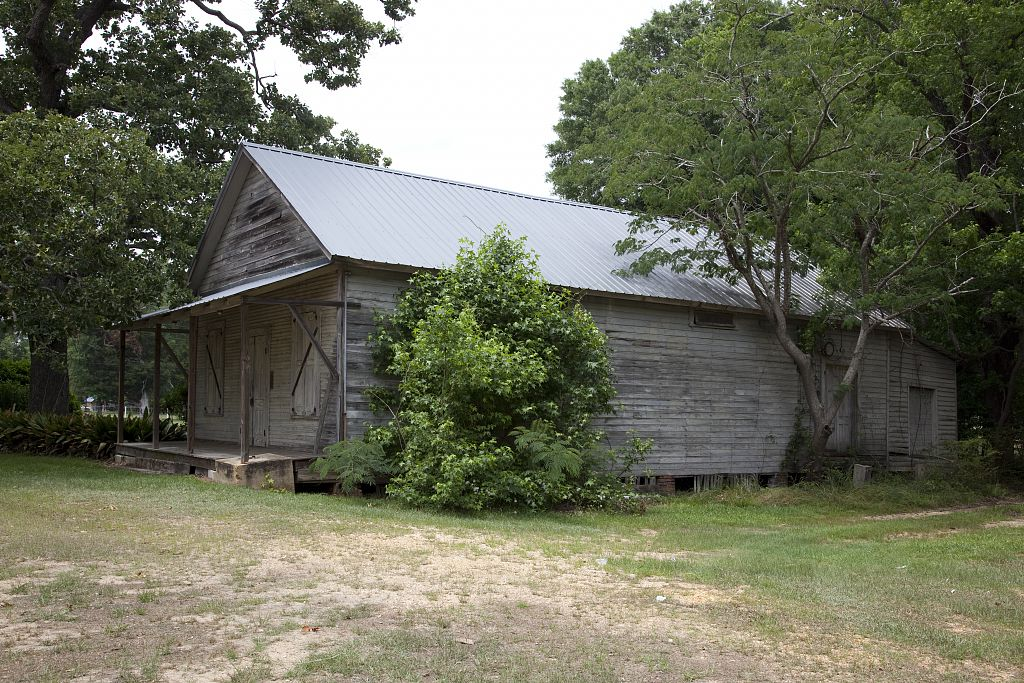 Historic buildings in Little River, Baldwin County, Alabama by photographer Carol Highsmith 20107