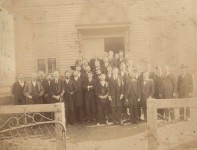 Rev. James H. B. Hall Transcribed Old Presbyterian Church Records