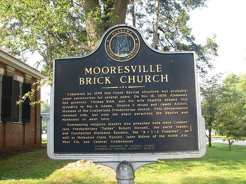 historic mooresville al
