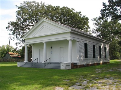 Newbern Presbyterian church (Waymarking.com)
