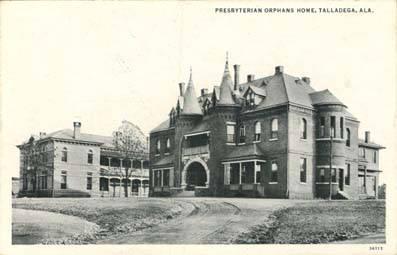 Presbyterian Orphans Home, Talladega, Ala ca. 1930