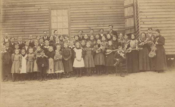 Reverend_James_Hugh_Blair_Hall_with_the_students_of_the_Zelosophian_Academy (2)