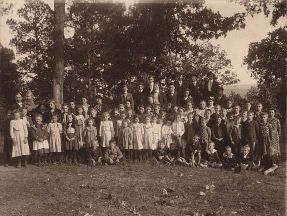 Reverend_James_Hugh_Blair_Hall_with_the_students_of_the_Zelosophian_Academy