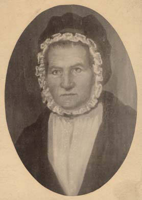 Sarah Maron Smith (Dr. Neal Smith's mother) Alabama State Archives