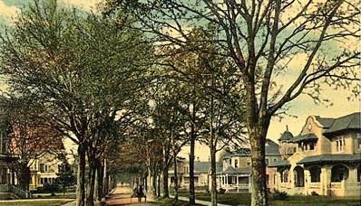 Troy, Alabama - West college Street