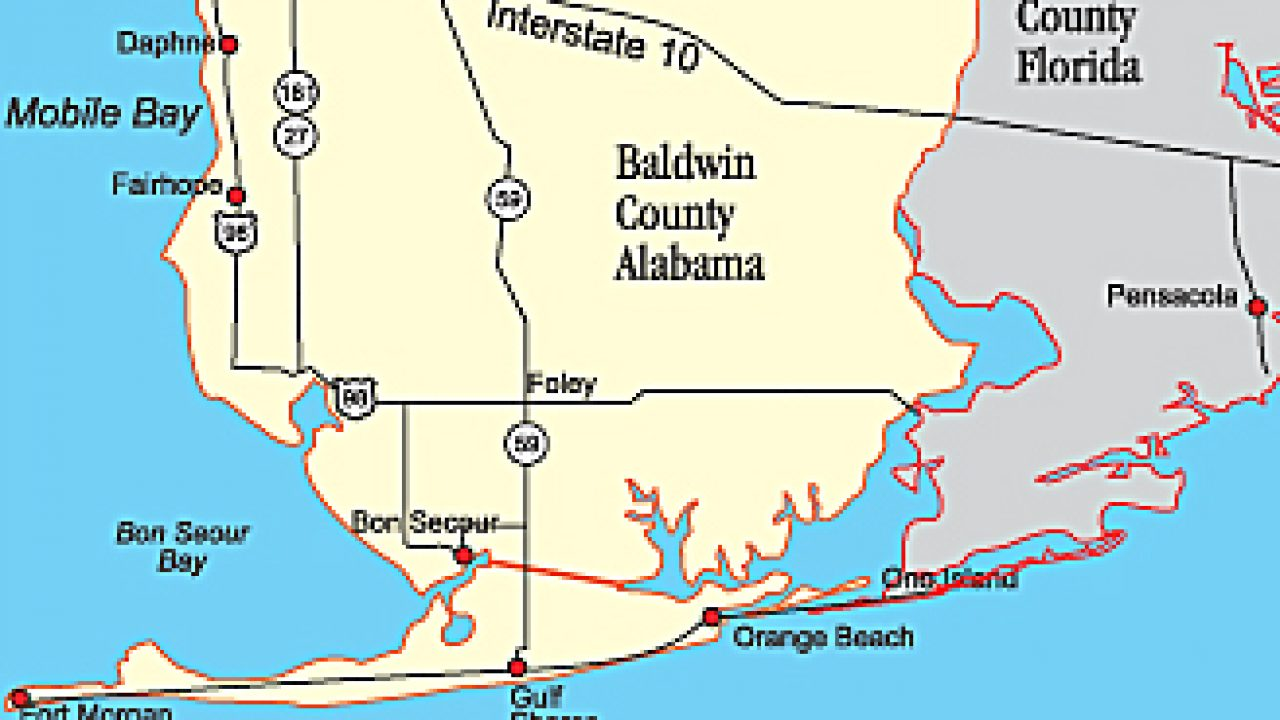 This Baldwin County, Alabama feud went all the way to the Supreme