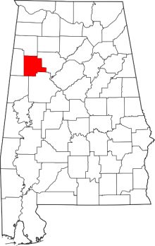 Fayette County, Alabama politics were never dull in the early days