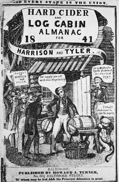harrison and tyler campaign