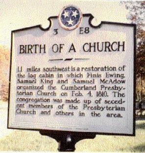 presbyterian sign