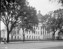 Patron+ Simpson Manuscript – Inauguration of Governor and Temporary Quarters selected