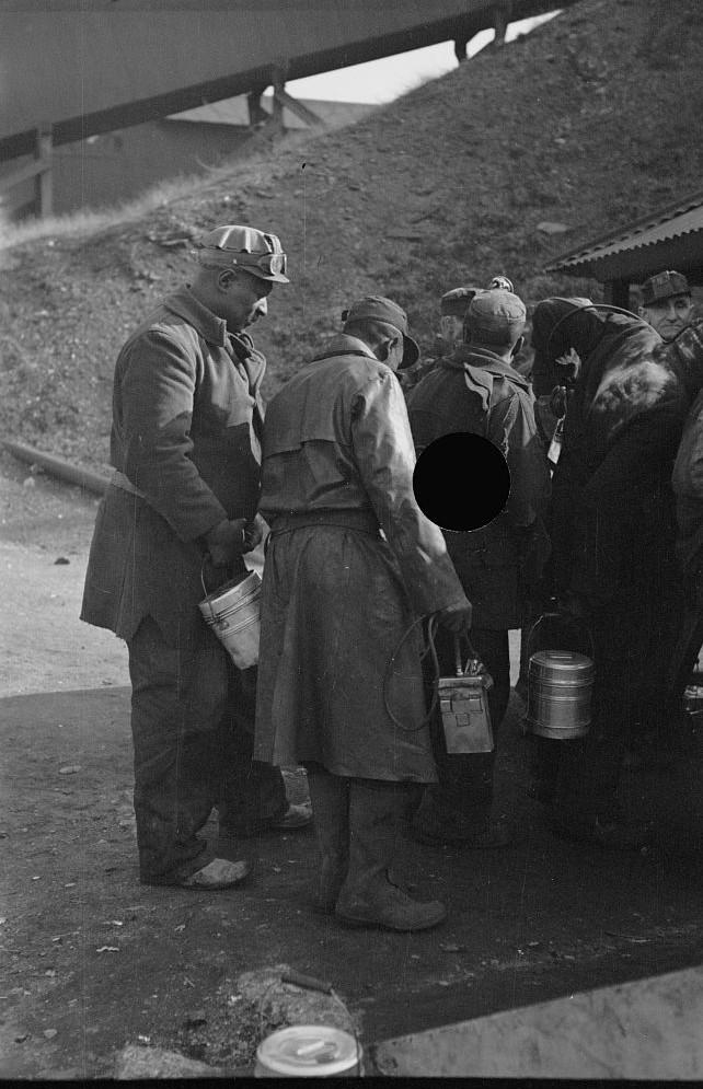 Coal miners, Birmingham, Alabama15 1937 Rothstein