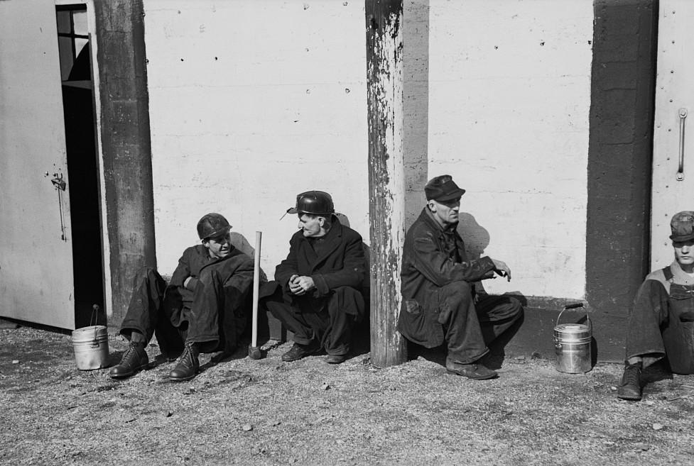 Coal miners, Birmingham, Alabama19 1937 Rothstein