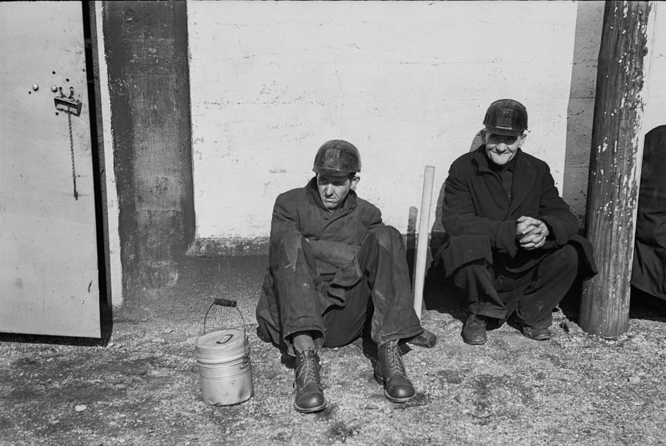 Coal miners, Birmingham, Alabama6 rothstein 1937