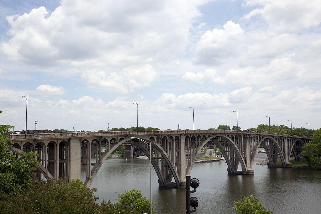 Gadsden bridge Carol Highsmith