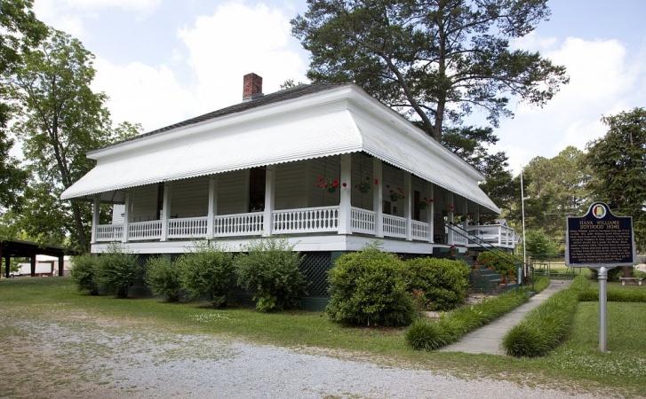 Hank-Williams-Georgiana-House