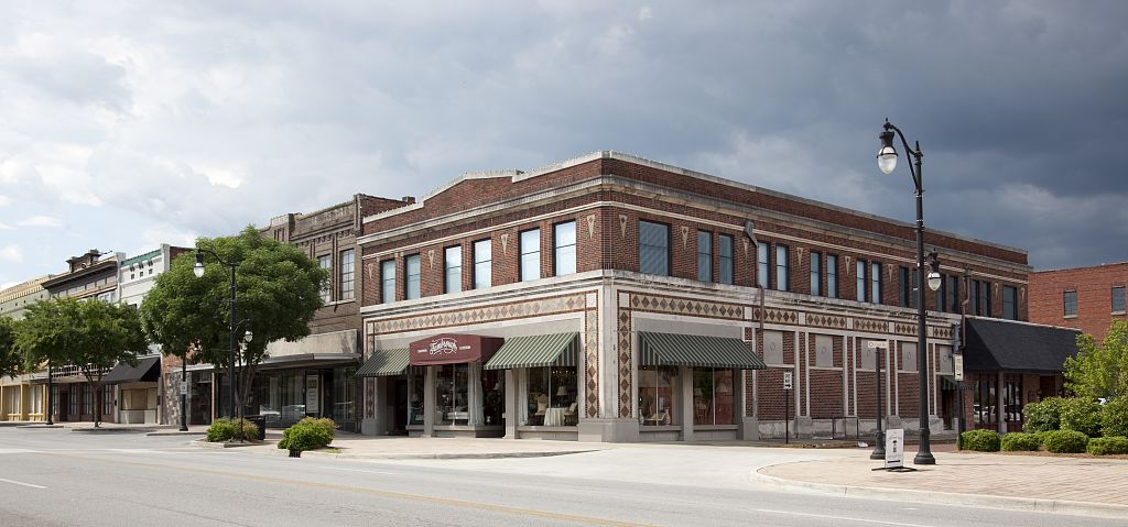 Historic downtown Gadsden, Alabama by photographer Carolyn Highsmith 20102 (Library of Congress)